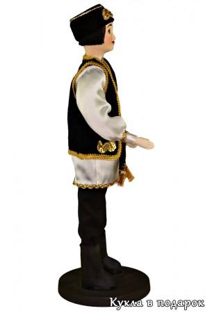 Недорогой подарок кукла татарин московский сувенир