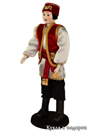 Татарский национальный подарок кукла мужчина