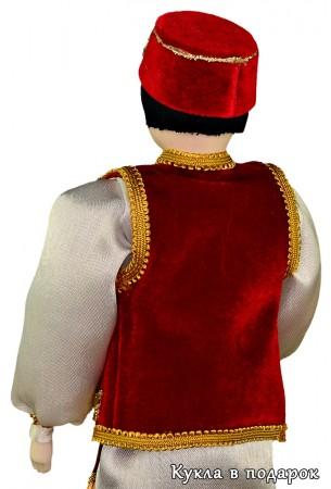 Авторская кукла ручной работы татарин