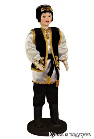 Подарок на память татарин кукла из Москвы