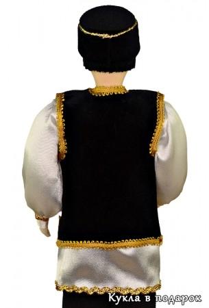 Татарин из республики Татарстан кукла handmade