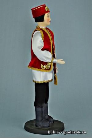 Татарин в национальном костюме сделано в России Москва