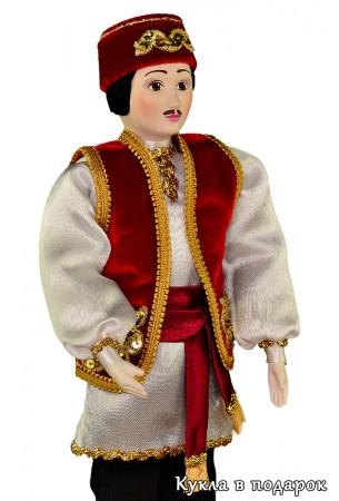 Национальный мужской татарский костюм
