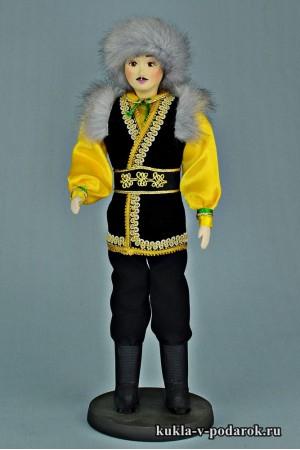 Башкир в национальном костюме башкирский подарок