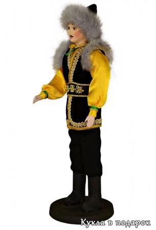 Недорогой подарок кукла башкирский мужчина