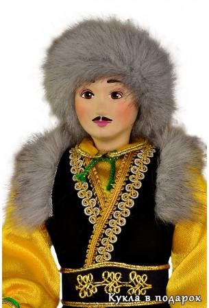 Мужской национальный костюм башкир