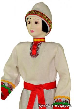 Как одевались мужчины чуваши из Чебоксар