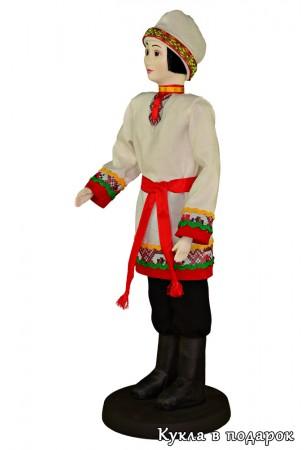 Недорогой подарок Чувашии кукла в народной одежде