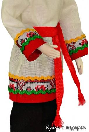 Национальный орнамент чувашской одежды