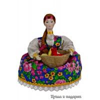 Куклы кубышки травницы для ароматерапии