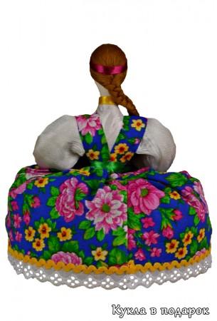 Травница кукла для ароматной смеси трав