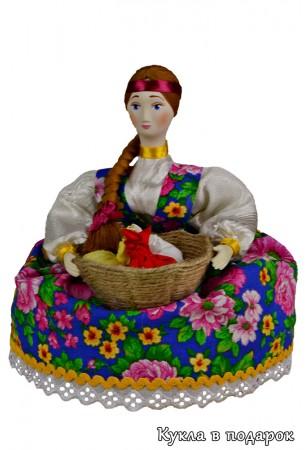 Ароматная кукла для здоровья