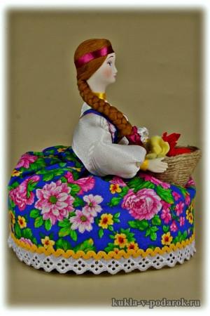 Ароматная кукла мастерская Кукла в подарок