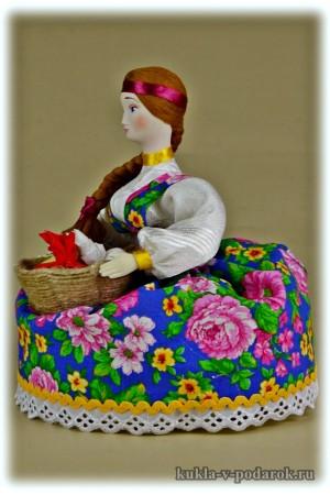 Ароматная кукла с эффектом ароматерапии