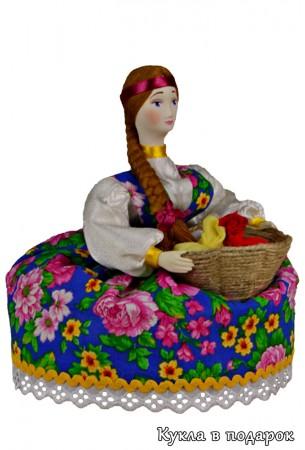 Ароматный запах от куклы с травами