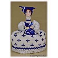 Традиционная тряпичная кукла на Руси