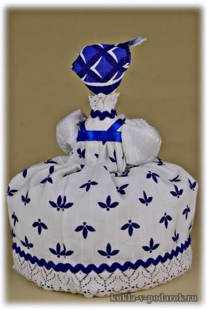 Лечебная кукла сувенир из Москвы