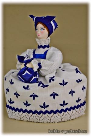 Лечебная кукла подарок на здоровье