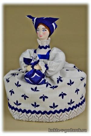 Лечебная кукла с эффектом ароматерапии