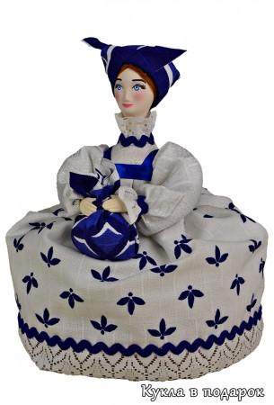 Полезный для здоровья подарок кукла для лечения и профилактики