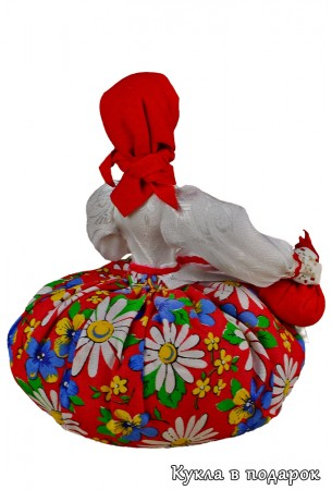 Кукла с целебной пользой для своего владельца