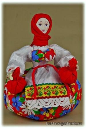 Целебная кукла ручная работа