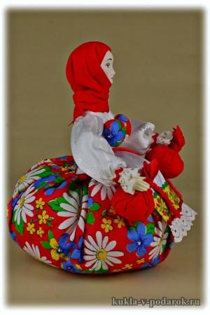 Целебная кукла мастерская Кукла в подарок