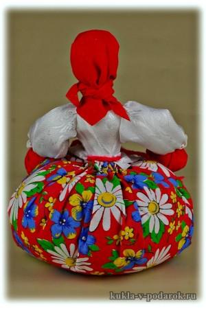 Целебная кукла с эффектом ароматерапии