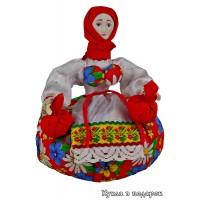 Русская кукла травница - древний народный оберег