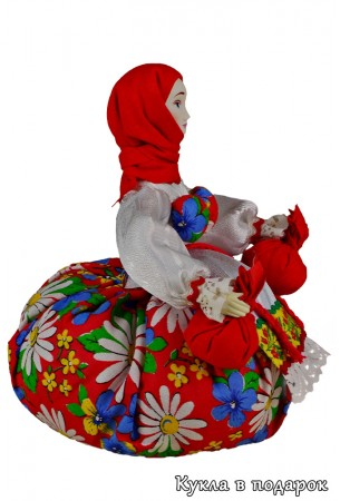 Кукла травница мешочек для душистых трав