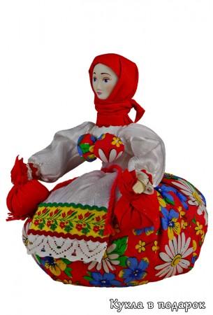 Подарок в русском стиле целебная кукла