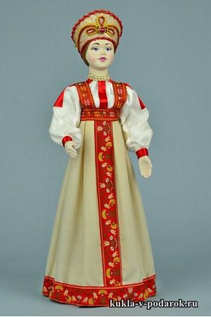 фото московская кукла