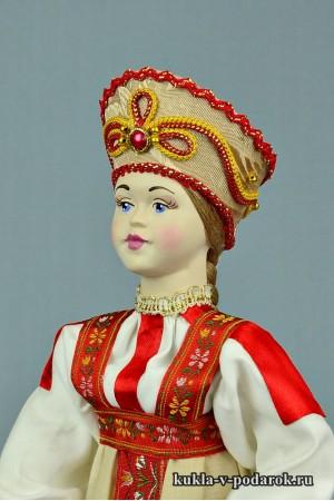 фото московская кукла для жителей Москвы