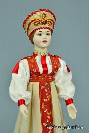 фото московская кукла авторская работа