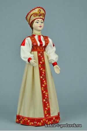 фото московская кукла ручная работа