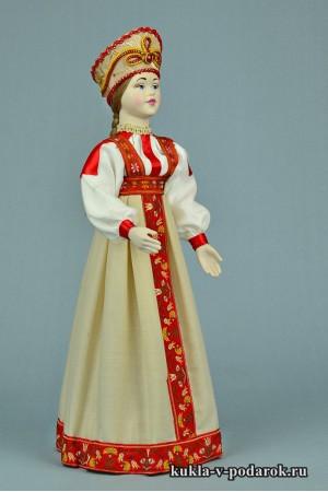 фото московская кукла в подарок