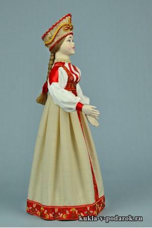 фото московская кукла сделано в России Москва