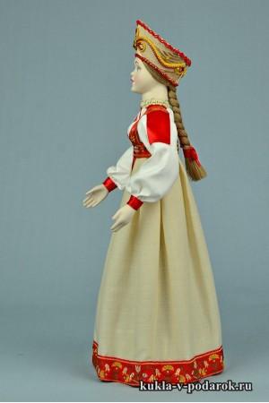 фото московская кукла уникальный подарок