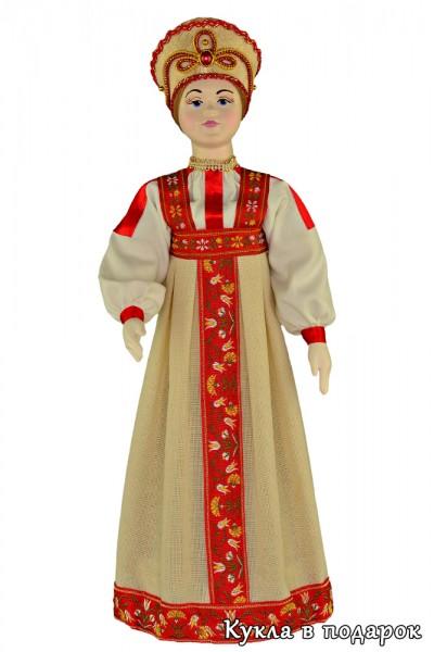 Московская кукла