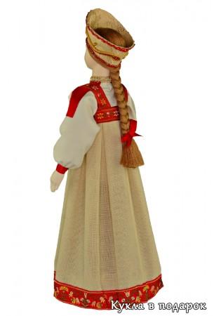 Русская кукла московский подарок