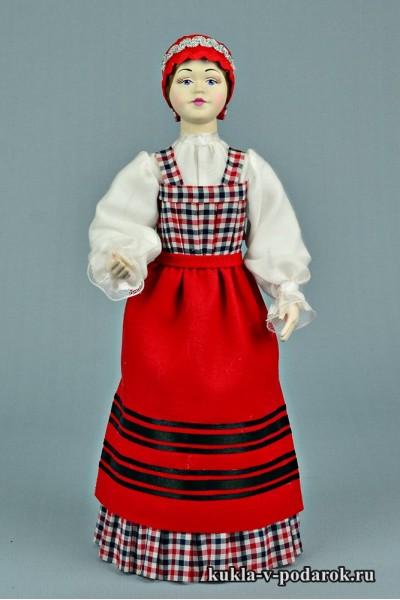 Архангельская кукла