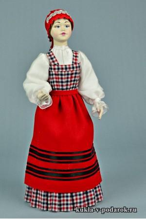 фото архангельская кукла