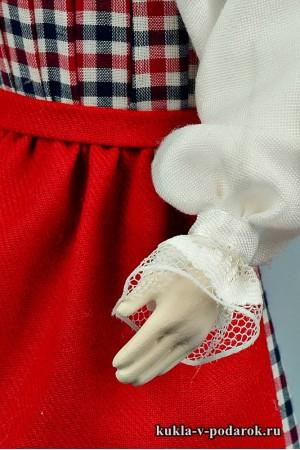 архангельская кукла в русском стиле