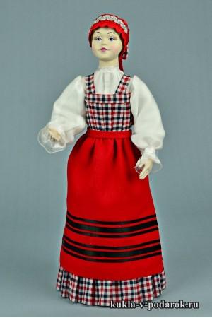 фото архангельская кукла подарок в интерьер