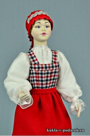 фото архангельская кукла авторская работа