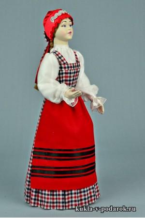фото архангельская кукла ручная работа