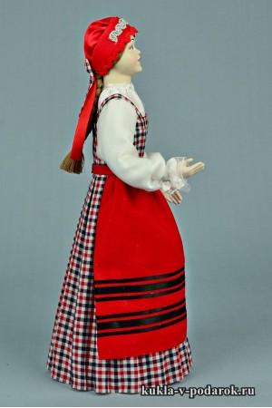 архангельская кукла в подарок