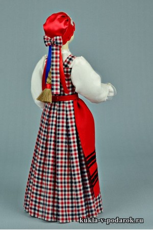 архангельская кукла сделано в России Москва