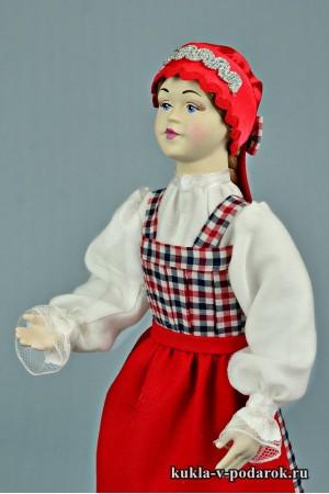 архангельская кукла поморы русского Севера