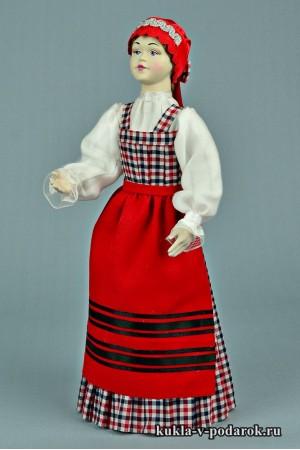 фото архангельская кукла уникальный подарок